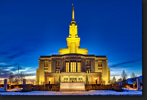 Payson Temple of the Church of Jesus Christ of Latter-day Saints